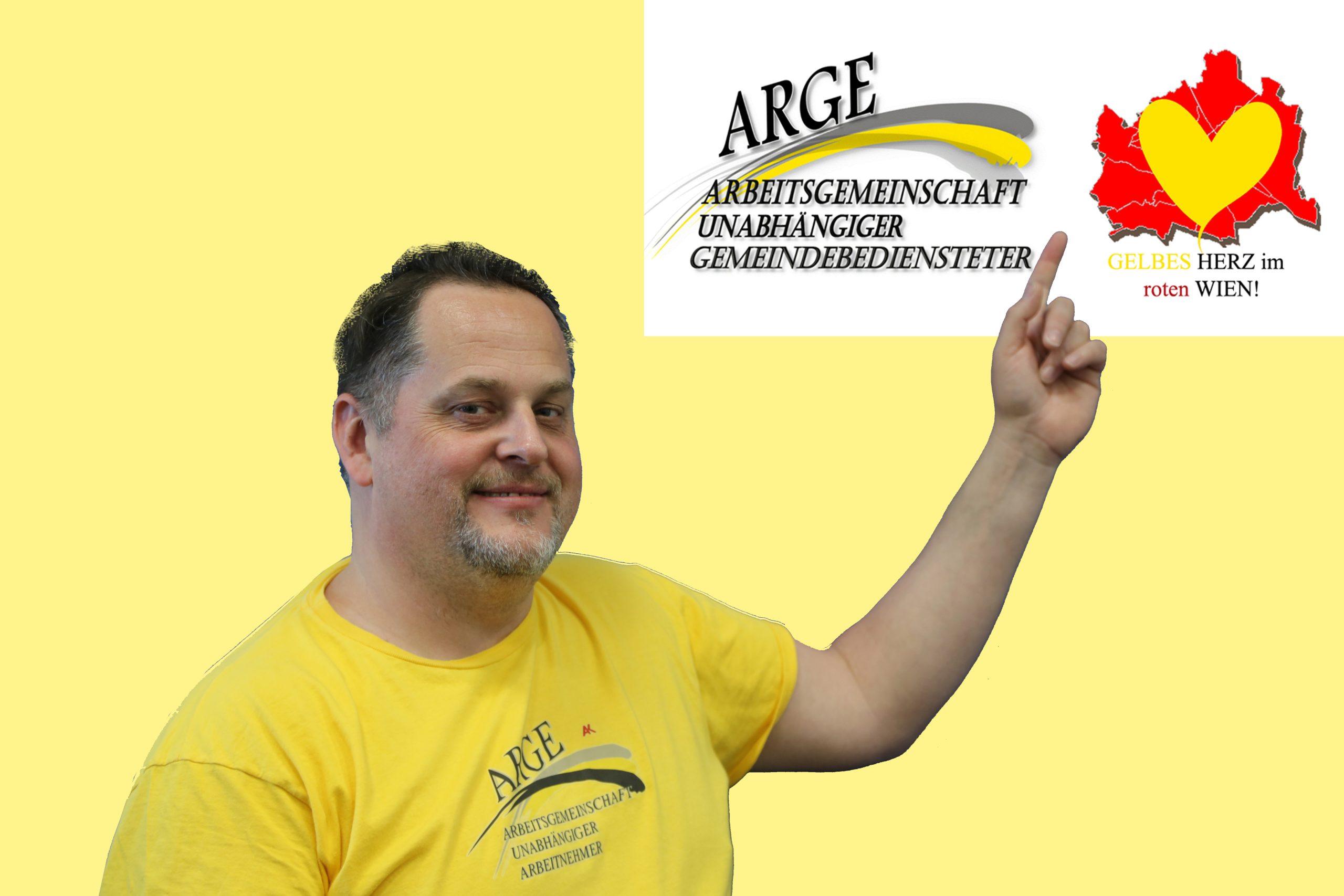 Andreas und das Logo